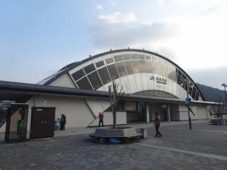 JR能登川駅
