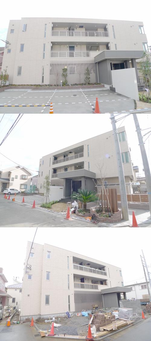 ■物件番号3937 辻堂海側!ペット可新築マンション!1LDK!オートロック!8.3万円!