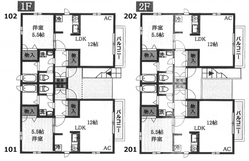 ■物件番号3945 辻堂東海岸!新築1LDK!駐車場無料1台付で8.2~8.4万円!ラ・メール4世帯限定!