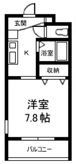 ■物件番号P4510 ★契約金安い!ペット可低層マンション2階カド!海まで徒歩7分!東海岸南!6.4万円!