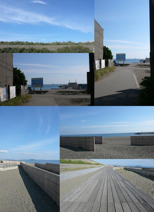■ビーチまで徒歩2分!!のまさに湘南茅ヶ崎の海側ならではの住環境です!!!
