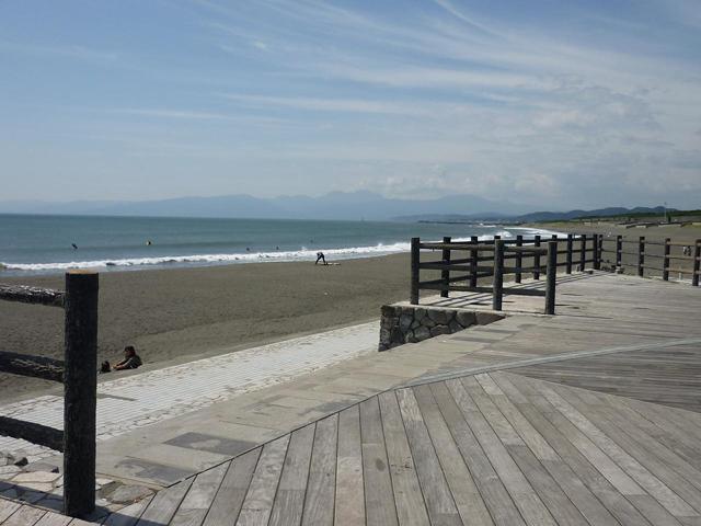 西浜海岸ビーチ