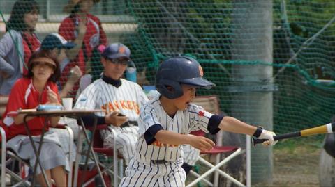 DSC00271スポ少(低)青ドラ戦