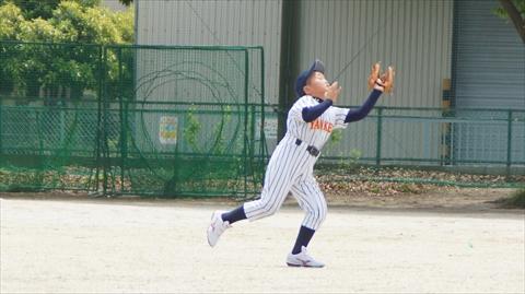 DSC00831スポ少(低)青ドラ戦