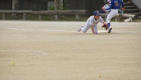 DSC00984スポ少(低)青ドラ戦