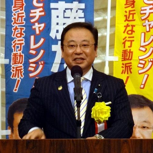 <斉藤たかあき君を励ます会>開催される!ゲスト編①