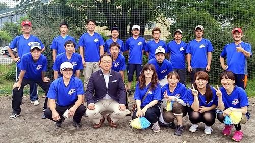 田原中PTAソフトボールチーム!