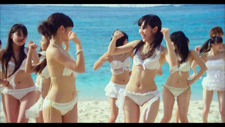 「真夏のSounds good !」AKB48 渡辺麻友