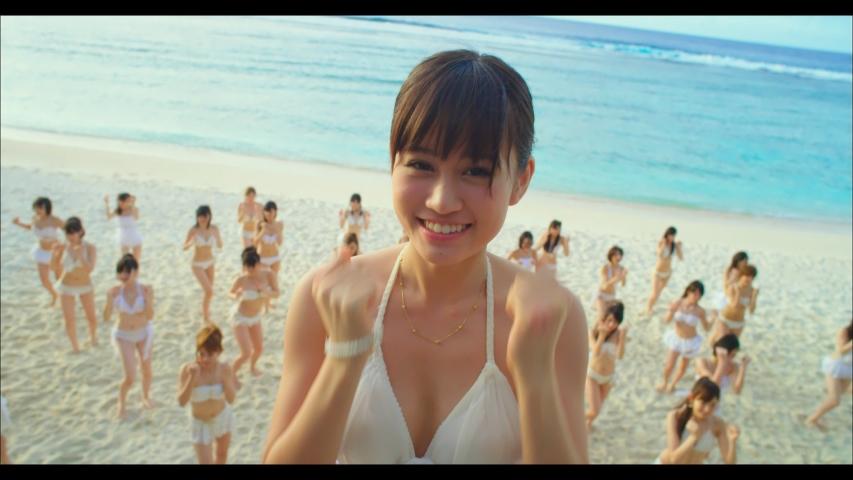 「真夏のSounds good !」AKB48 前田敦子