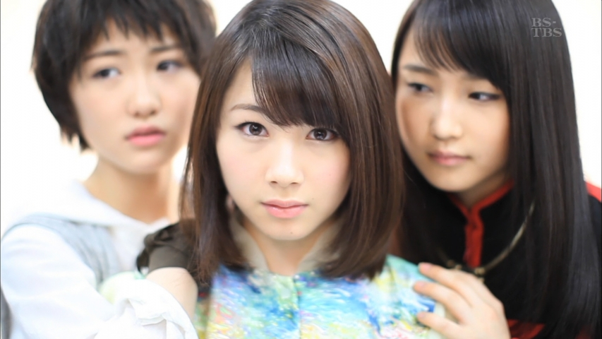 「トライアングルナビ」モーニング娘。'15 石田亜佑美