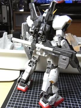 Mk-Ⅱ(白)、パチ完了4