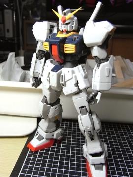 Mk-Ⅱ(白)、パチ完了1