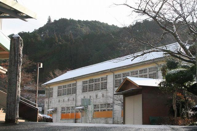 ⑦旧宝珠山中学校