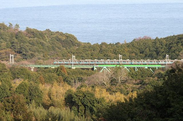 ⑱普通川奈鉄橋