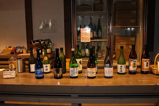 ⑰國稀利き酒