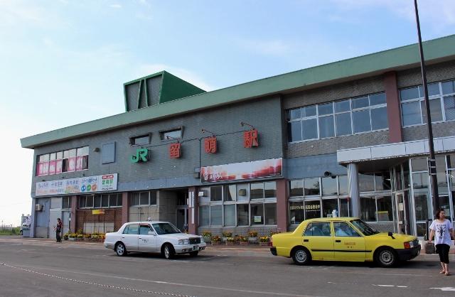 ㉑留萌駅 (640x418)