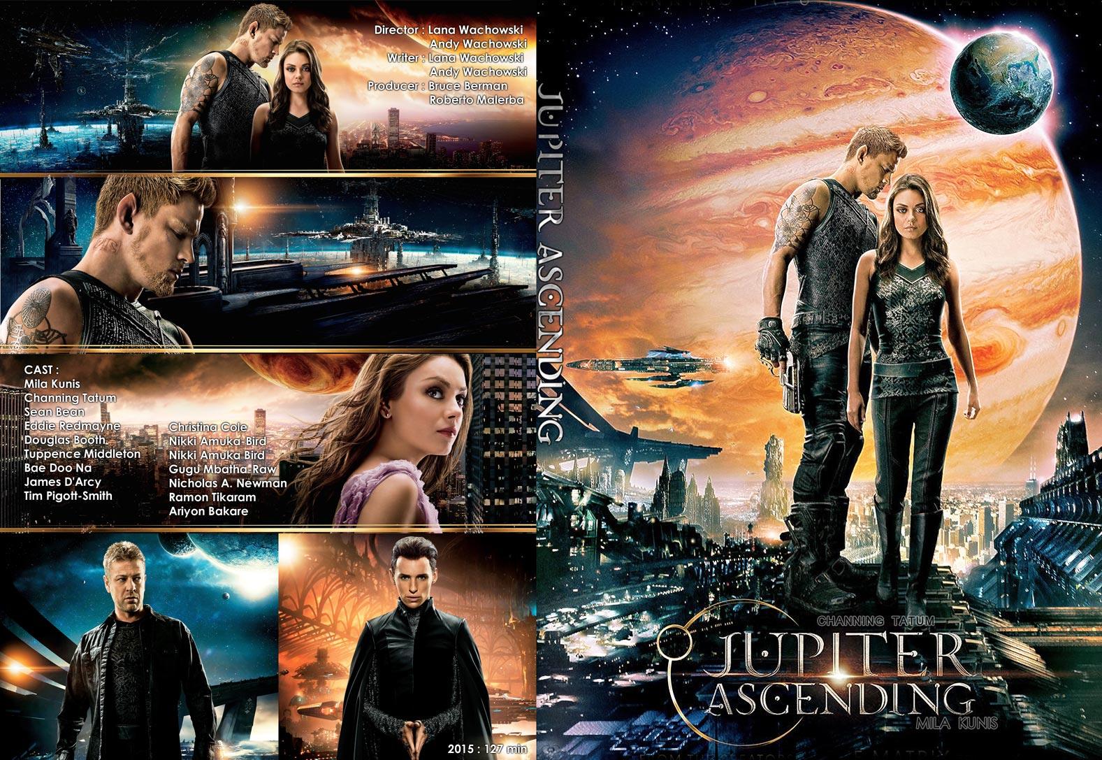 ジュピター Jupiter Ascending :...