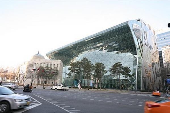 2015-1-31ソウル市役所新庁舎