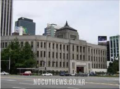 2015-1-31ソウル市役所旧庁舎