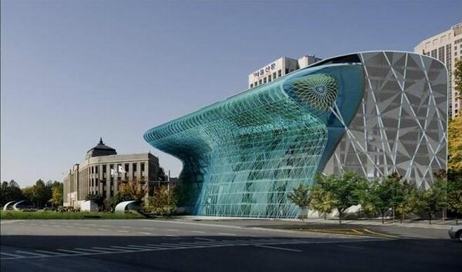 2015-1-31ソウル市役所新庁舎1
