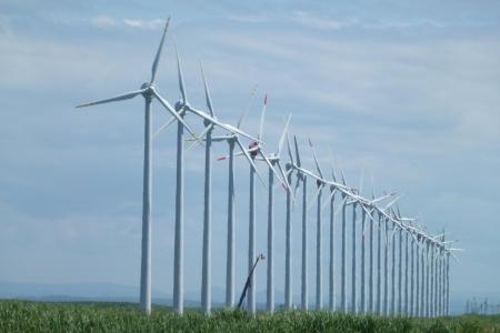 北海道10 オトンルイ風力発電所