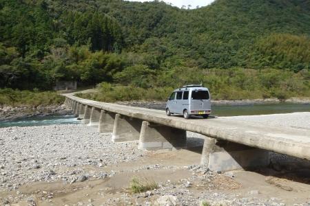 西日本11 高知県 四万十川
