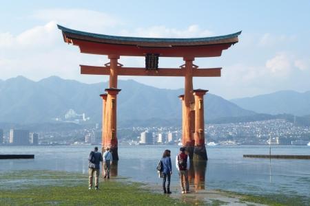 西日本13 広島県 安芸の宮島