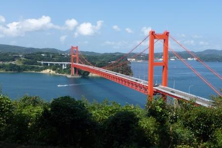 九州02 長崎県 平戸大橋