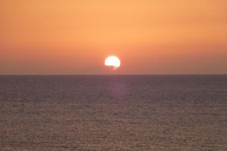 九州03-2 長崎県 生月島の夕陽