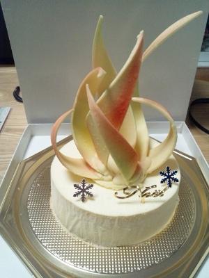 14クリスマスケーキ② (300x400)