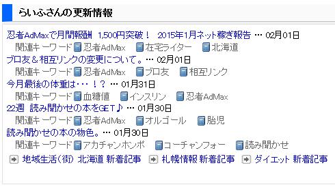 ブログ村①