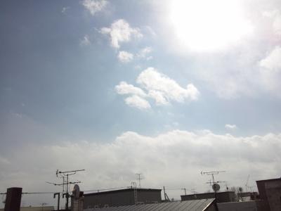 2015年3月6日札幌の空 (400x300)
