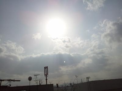 3月16日午後2時の札幌 (400x300)