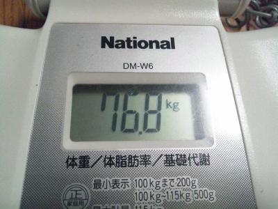 15年4月8日夕方体重 (400x300)
