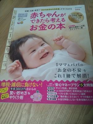 赤ちゃんができたら考えるお金の本 (300x400)