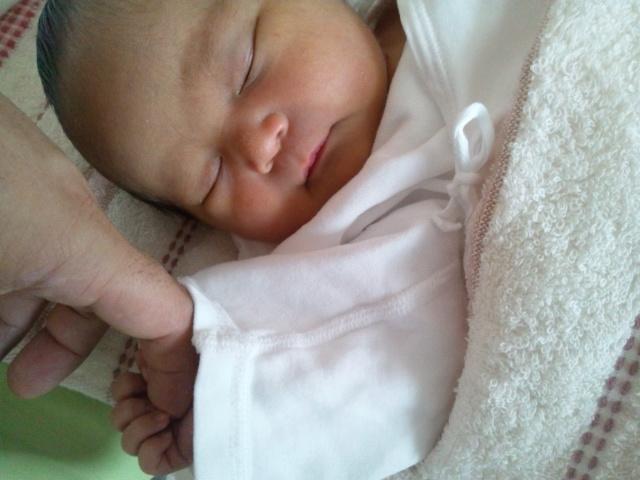赤ん坊いちご2