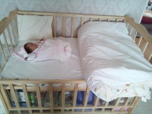 ベッドのほとんどが余ってる件 (300x225)