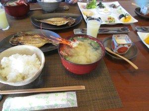 141206福の湯朝食1
