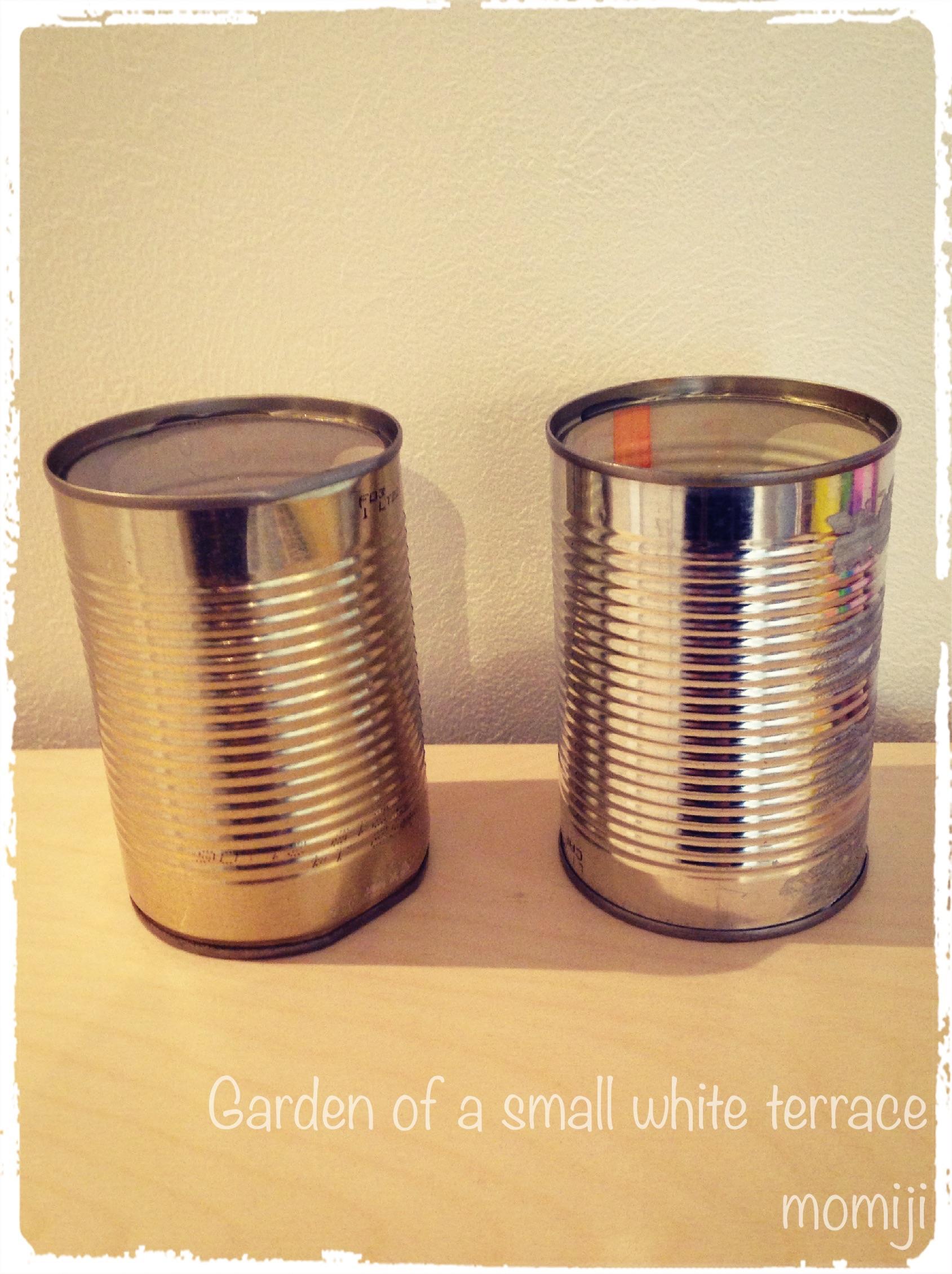 リメイク缶の作り方