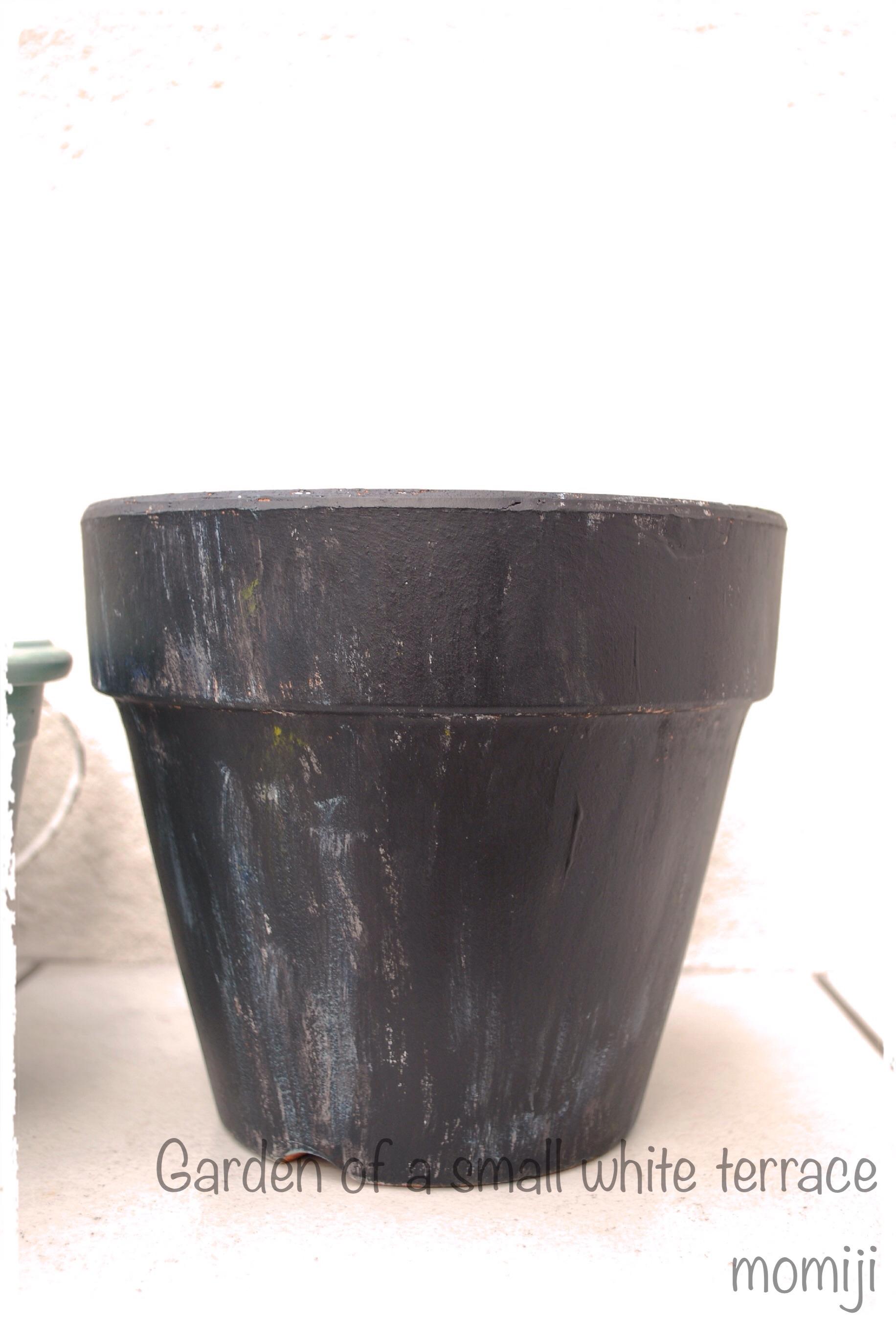 素焼き鉢 テラコッタ リメイク