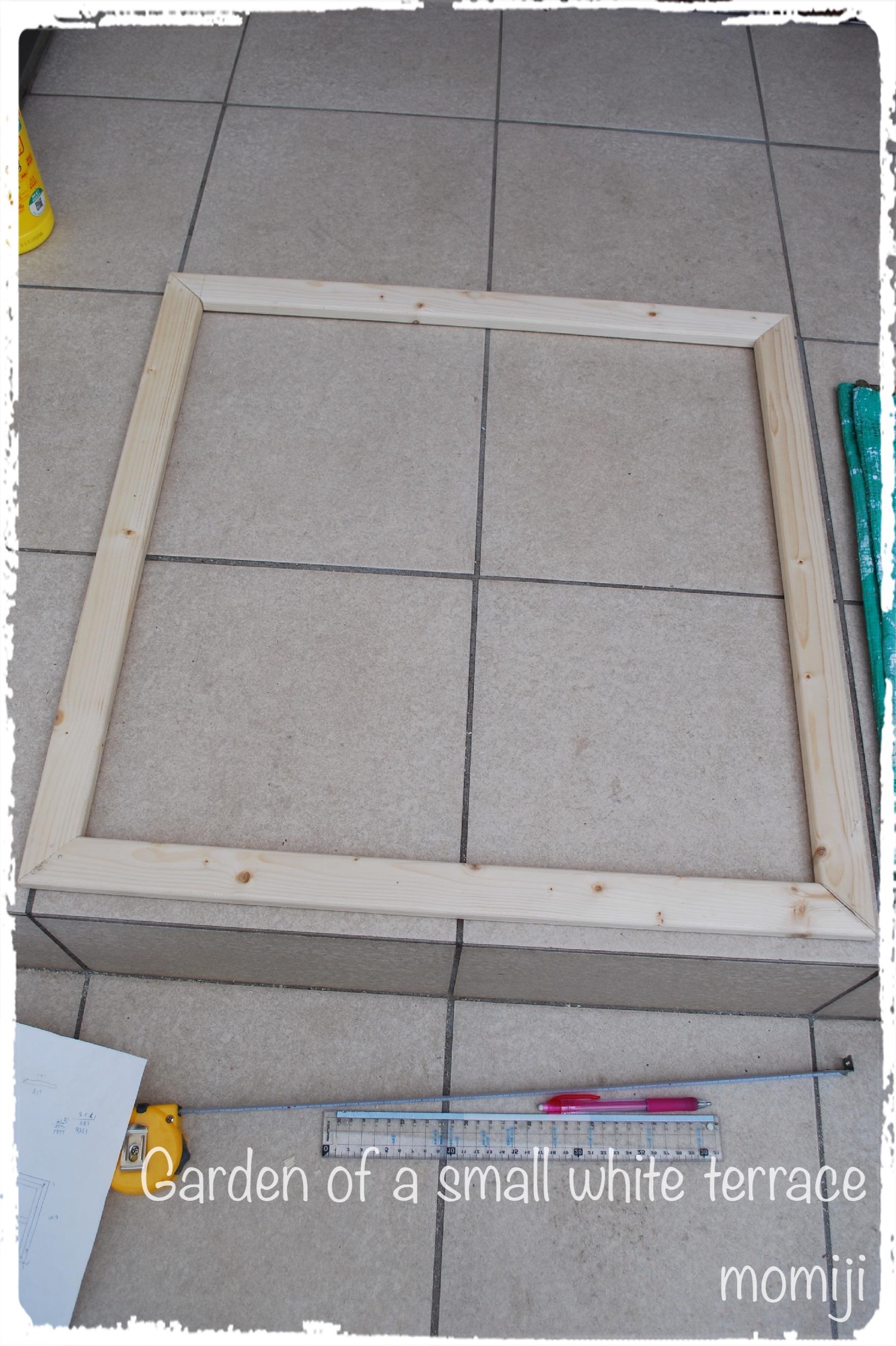 窓 ウィンドウフレーム DIY