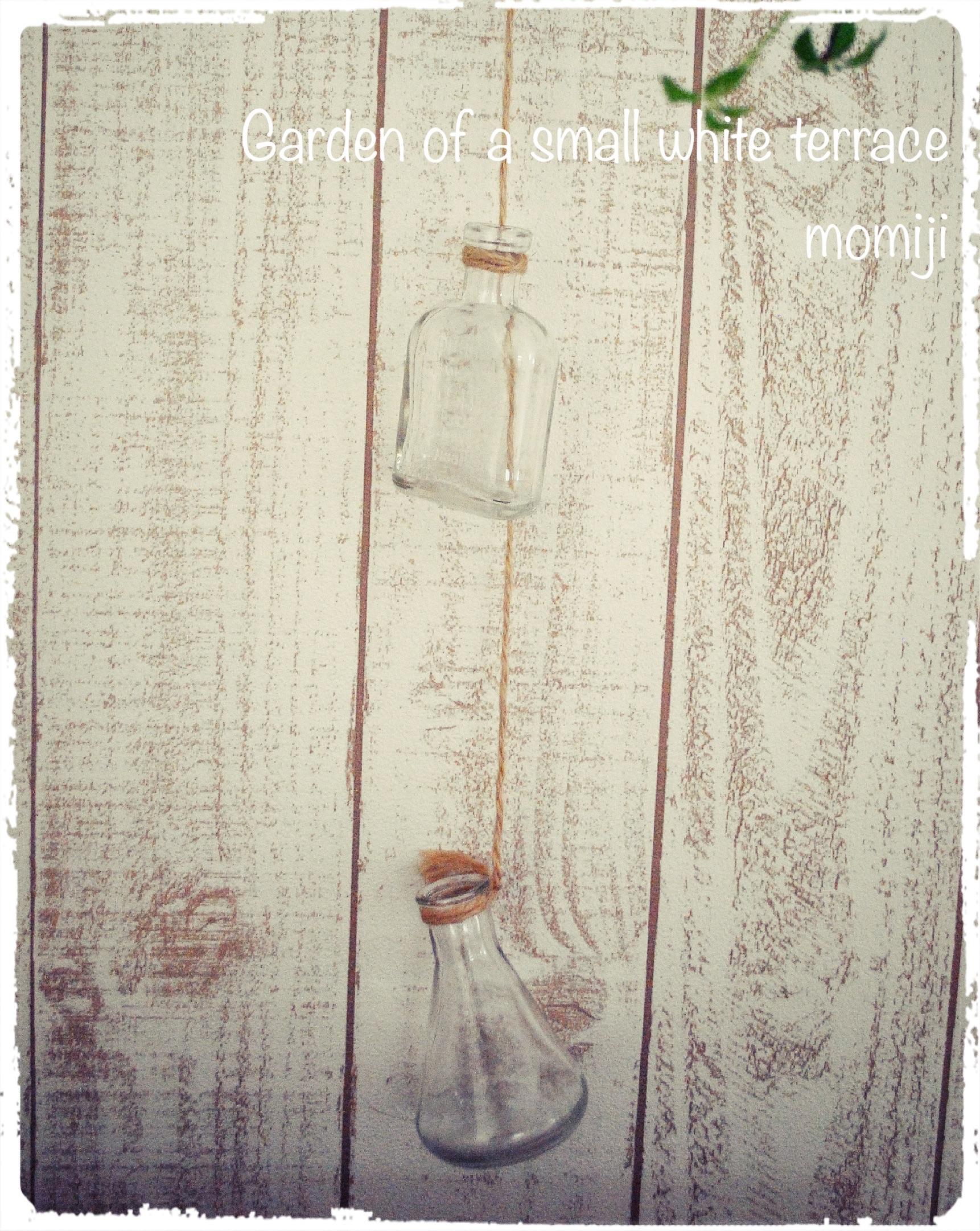 セリア ガラスベース 雑貨