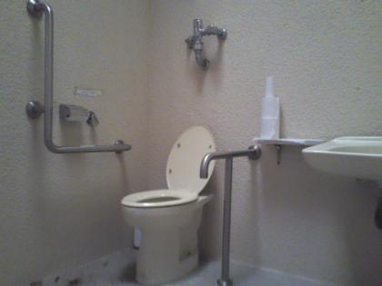さかさ公園トイレ1