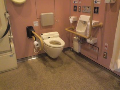 さかさ高速トイレ1