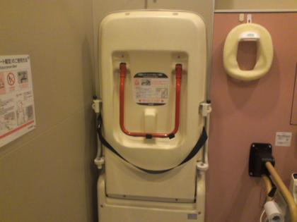 さかさ高速トイレ2