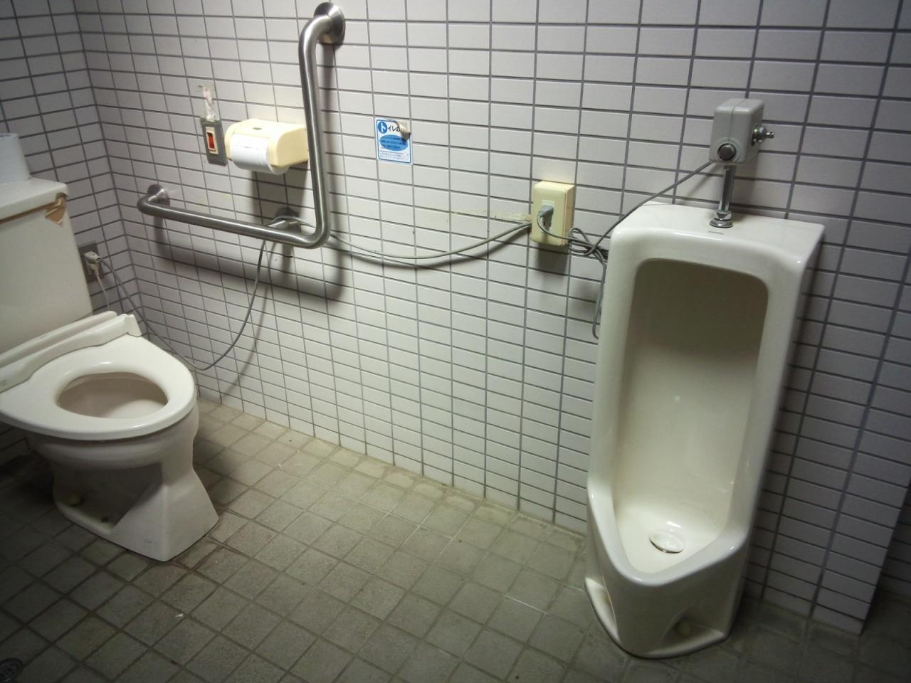 道の駅 上野トイレ2