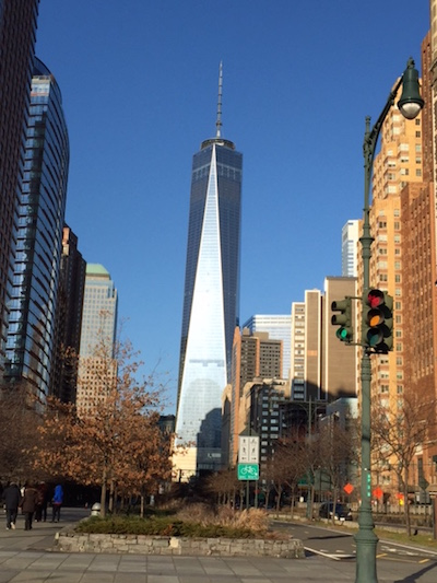 Freedom Tower 1-1-15