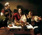 カラバッジョ エマオの晩餐