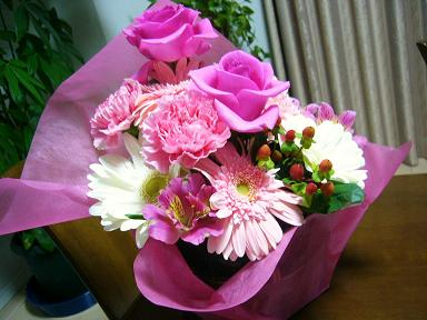 27-03-15心珠と勝の誕生会