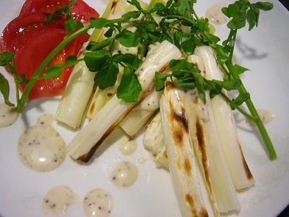 焼きネギサラダ5 (1)